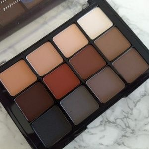 VISEART Neutral Mattes Palette - BNIB